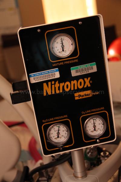 nitrous, oxide, Boise, St. Luke's, St. Alphonsus