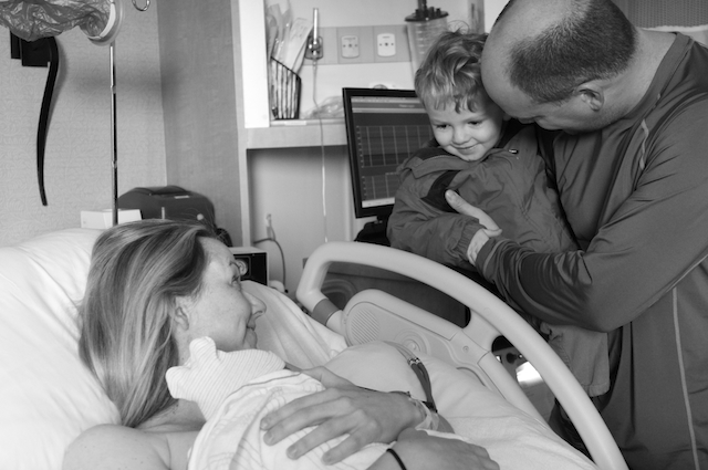 VBAC, cesarean, birth, Boise